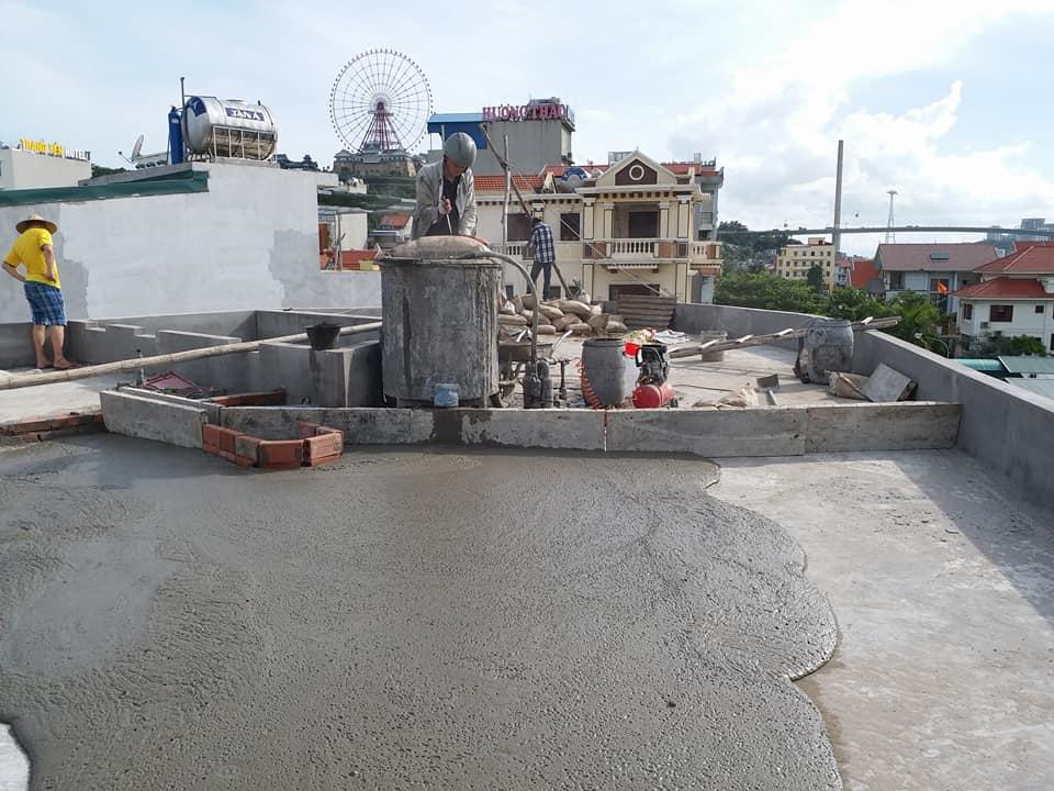 bê tông xốp hải phòng - chống nóng hải phòng